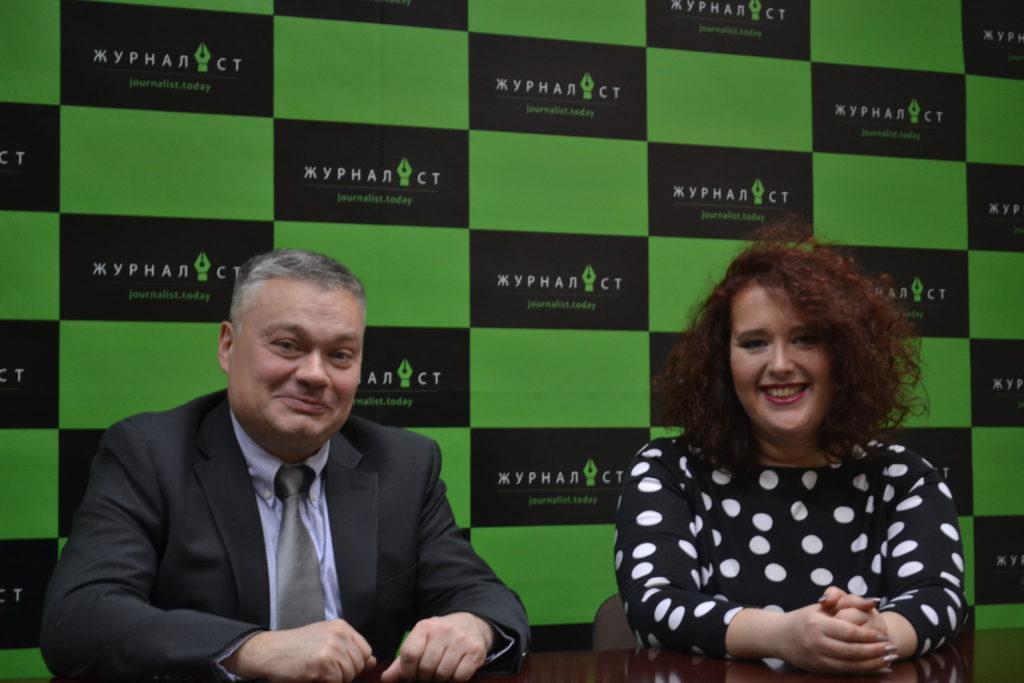 """Катерина Флекман: """"Українському медіа-простору потрібний позитивний контекст"""""""