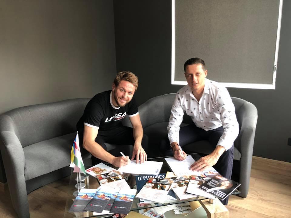 Компанія «East West Mentor UA» підписала нову угоду про співпрацю