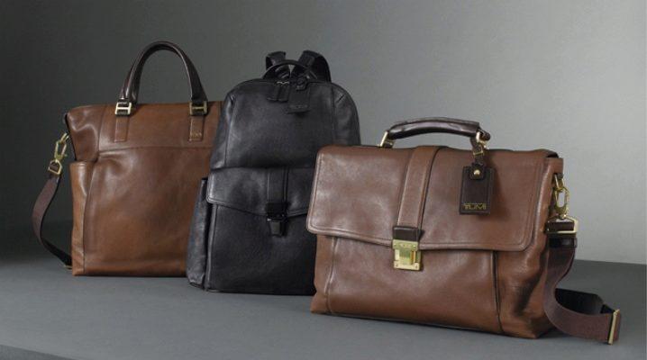 Модні тенденції чоловічих сумок в цьому сезоні