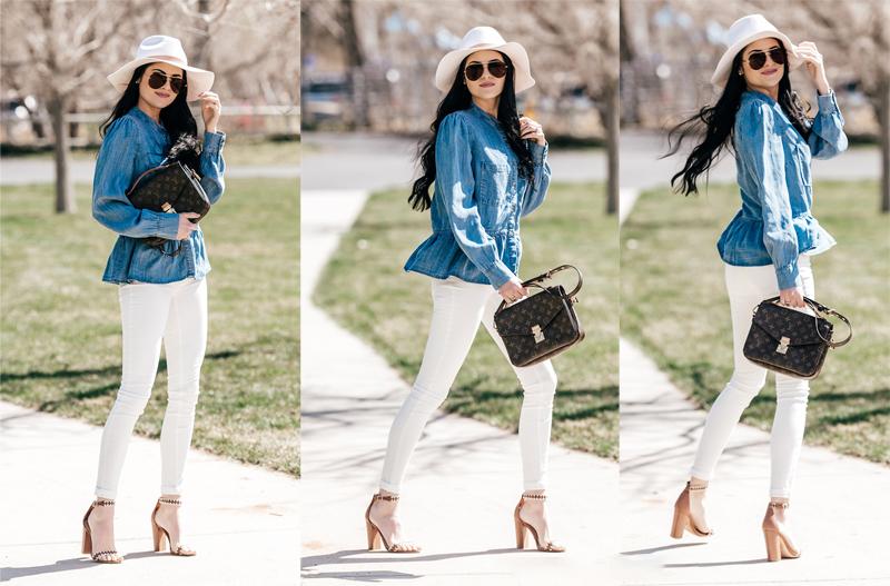 З чим можна носити білі штани?