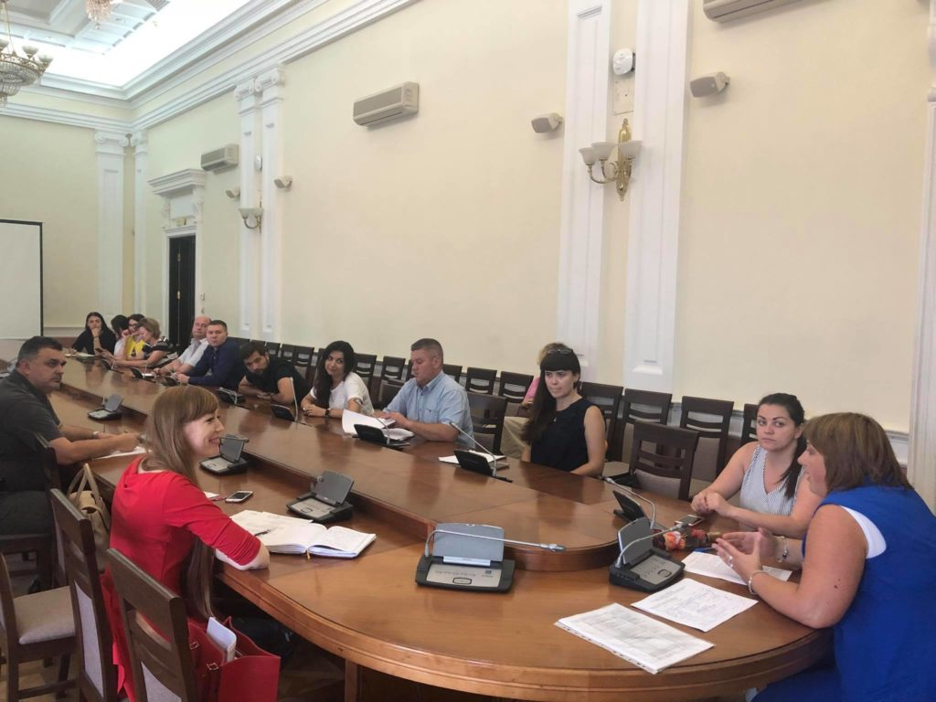 Відбулась нарада щодо проведення форуму української молоді діаспори «Київ 2018»