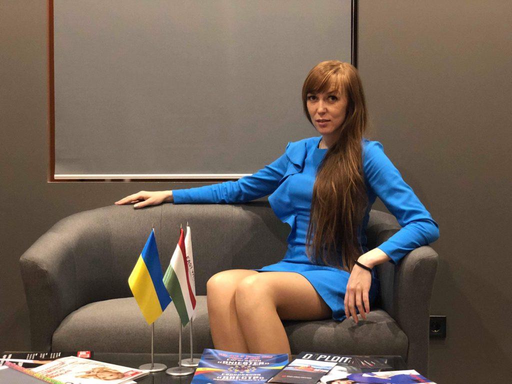 Ганна Крисюк: «Українська діаспора – основний лобіст України у світі»