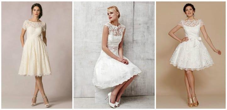 Як правильно вибрати коротке весільне плаття – БізнесWoman 66f679eb92fdb