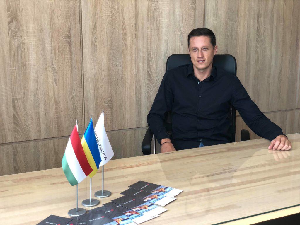Zoltan Horvath про курс Євро в Угорщині