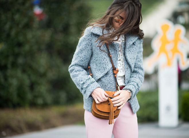 Як виглядати стильно в холод  13 модних осінніх стритстайлів ... d5d93f5059a58