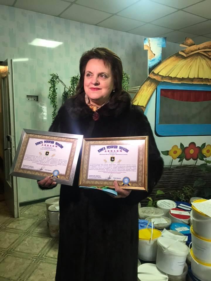 Дунаєвецька громада встановила новий рекорд України