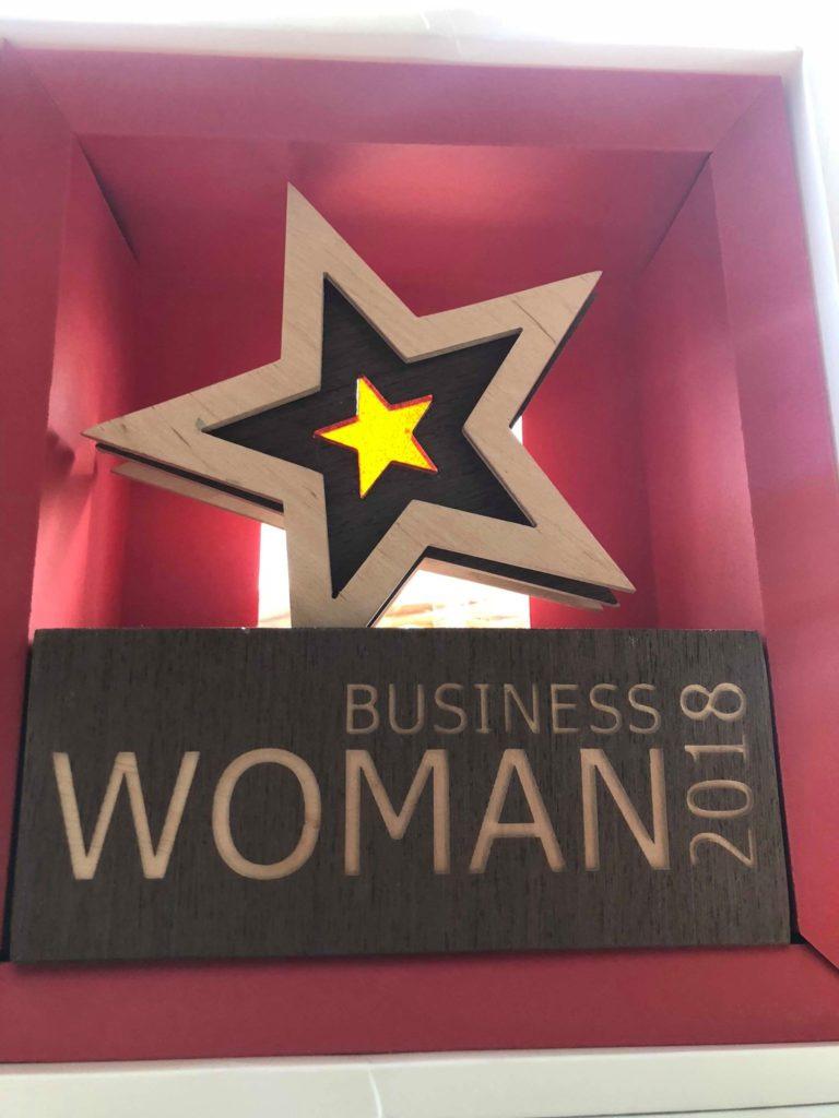Ганна Крисюк запрошує жінок до участі в номінації найуспішних БізнесWoman 2018 року