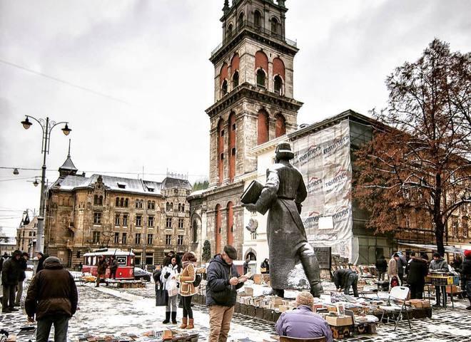 5 найромантичніших місць в містах України