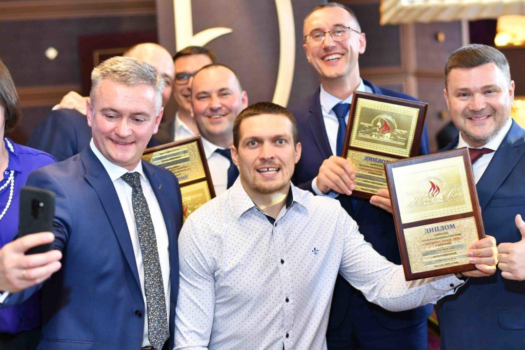 Вшанування лауреатів 23-ї загальнонаціональної програми «ЛЮДИНА РОКУ-2018»