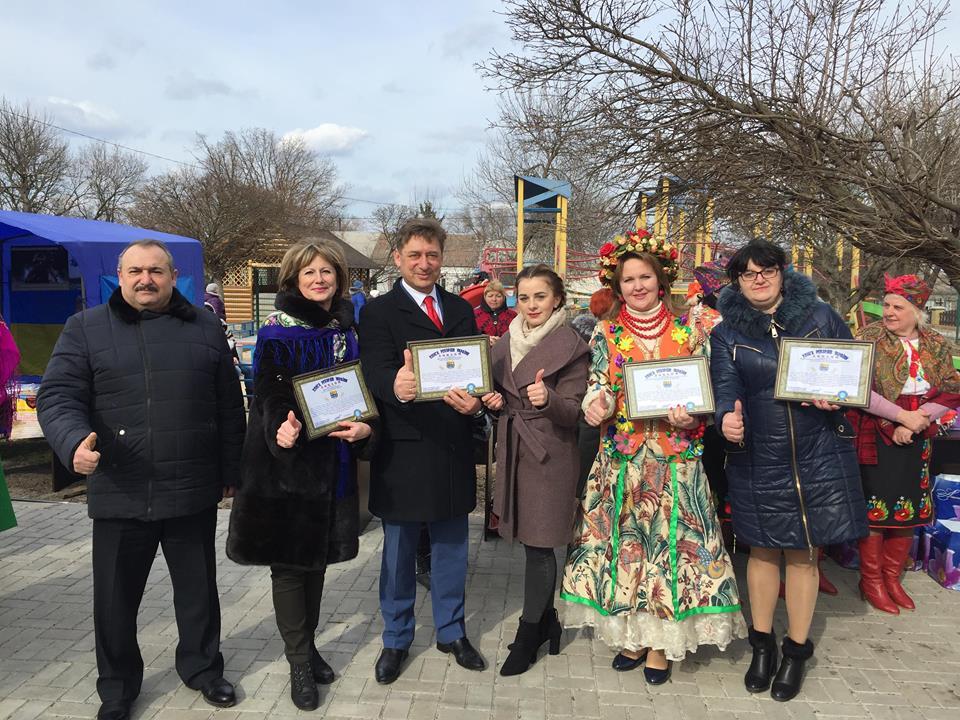 У Мангуші, Донецької області встановлено новий рекорд України