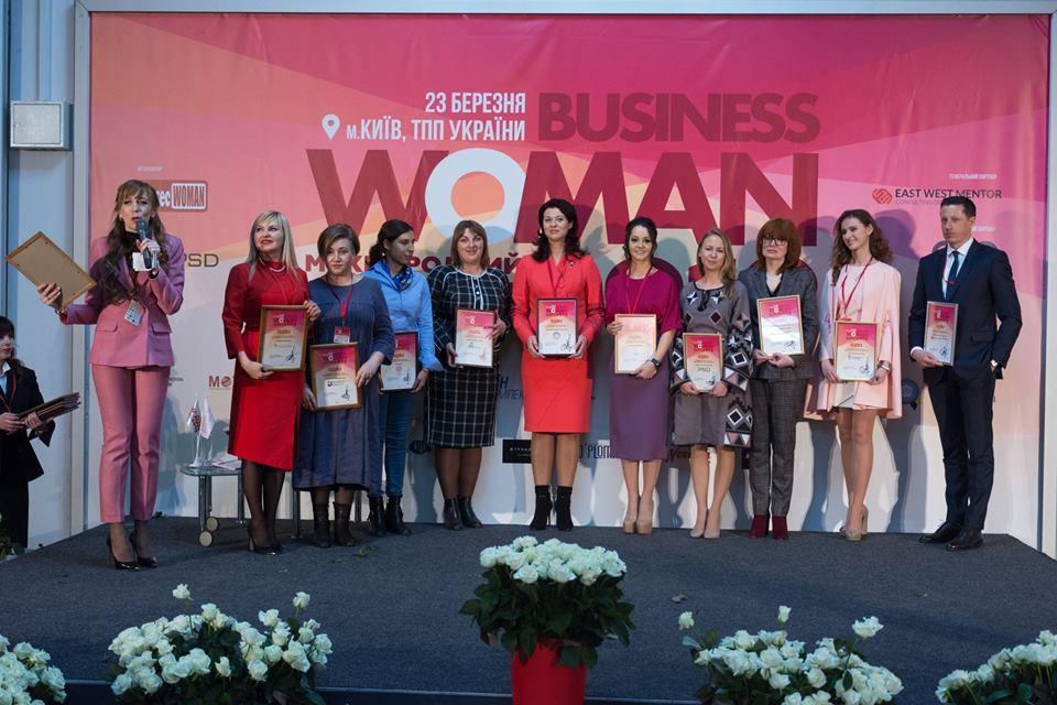 """Партнери ІІІ Міжнародного бізнес-форуму """"BusinessWoman2019"""""""