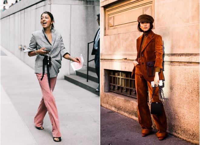 Що носити навесні 2019 року: вельветовий одяг