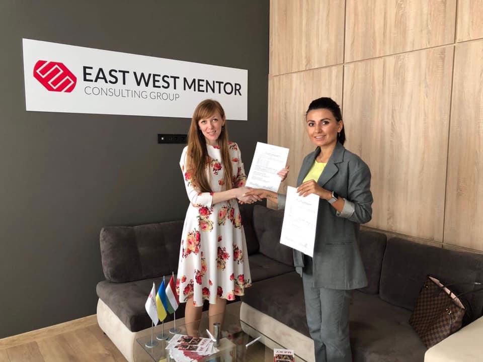 Компанія East West Mentor підписала угоду про співпрацю з групою компаній RIO-DESIGN