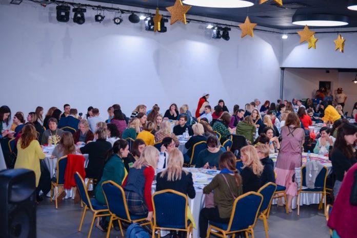 На фестивалі трансформаційних ігор «Happу Time» зареєстровано новий рекорд України