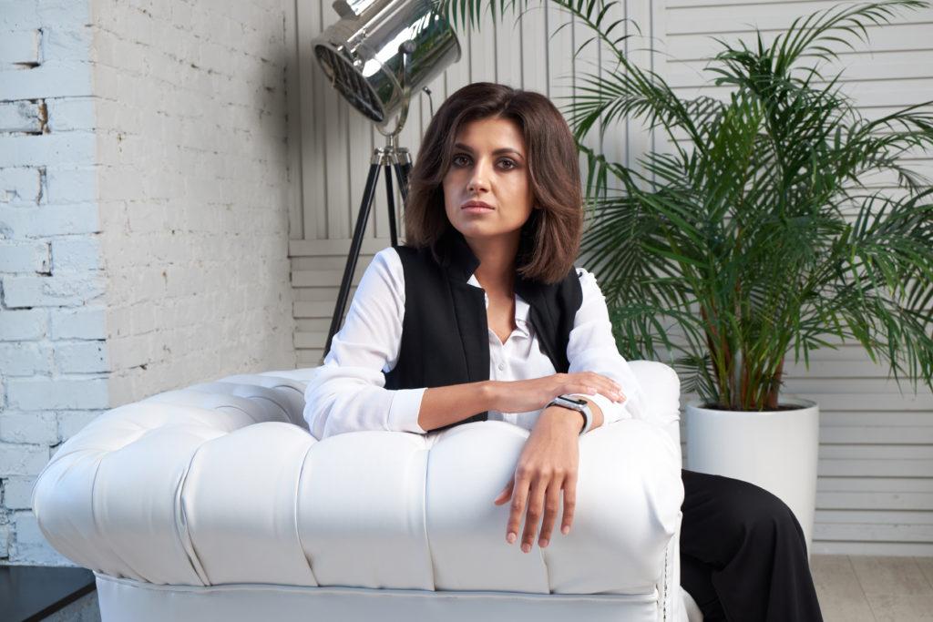 Вікторія Запара: Ми комплексно підходимо до створення дизайну приміщень