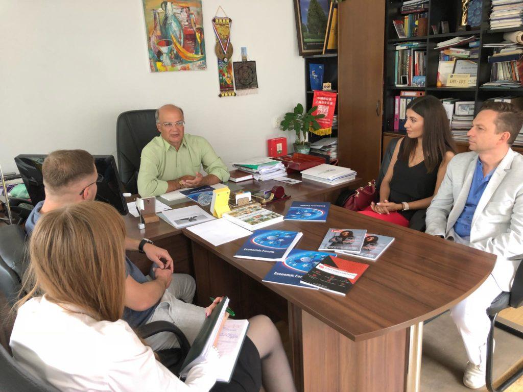 Український бізнес буде презентований на Економічному форумі у Польщі